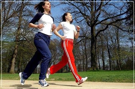 Chạy bộ thường xuyên làm chậm lại quá trình già đi
