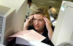 Căng thẳng, lo âu có thể làm bệnh dị ứng trở nên tồi tệ hơn