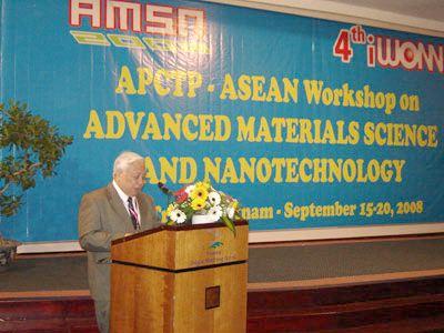 Việt Nam mở hội thảo ASEAN về công nghệ nano