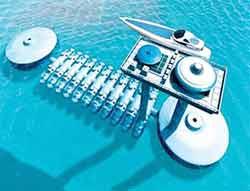 Resort dưới đáy biển Puseidon