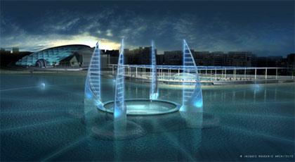 Bảo tàng dưới nước ở Ai Cập