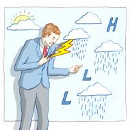 Thời tiết thay đổi có thể làm cho bệnh tim nặng hơn