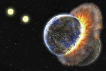 Phát hiện hai hành tinh hủy diệt nhau