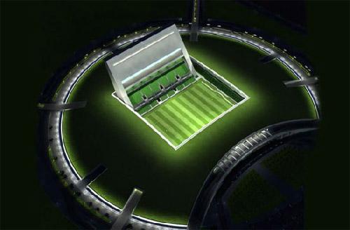 Sân vận động ngầm
