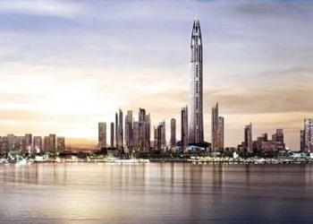 Tòa nhà có chiều cao 1 km