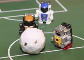 Robot nhỏ nhất thế giới