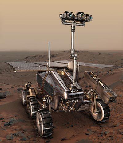 """ExoMars lại """"lỗi hẹn"""" với sao Hỏa"""