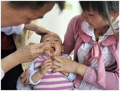 Bệnh tay chân miệng tái xuất ở Trung Quốc