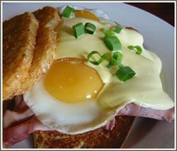 Khởi động ngày mới cùng... trứng