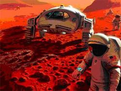"""""""Quả cầu"""" từ trường trong công cuộc chinh phục sao Hỏa"""