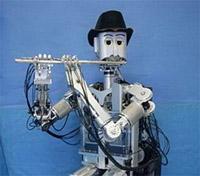 Robot thổi sáo