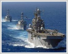Hải quân Mỹ thắng các tổ chức môi trường
