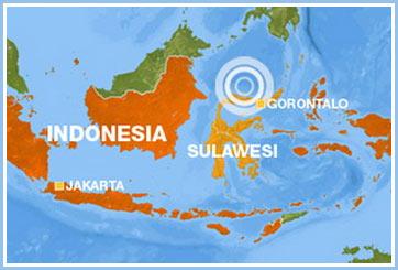 Indonesia: động đất mạnh, 2 người chết