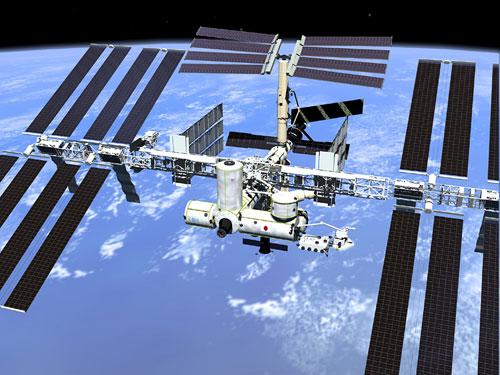 Trạm không gian quốc tế tròn 10 tuổi