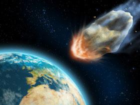 Làm sao để phá hủy một thiên thạch