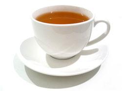Không nên uống trà ngay sau khi ăn