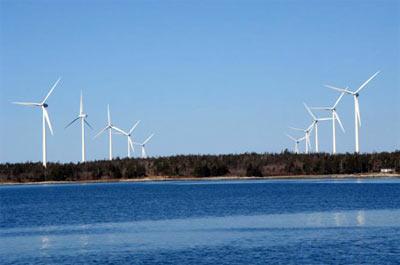 Côn Đảo sẽ có nhà máy phong điện năm 2010