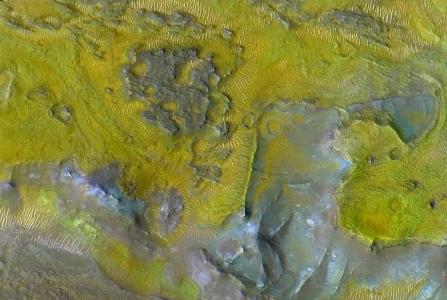 Thêm bằng chứng về nước trên sao Hỏa