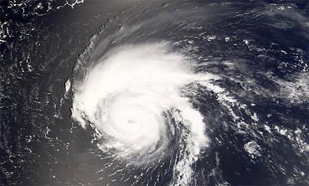 Thế giới năm 2008 nhìn từ vệ tinh