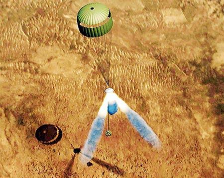 Hành trình khám phá sao Hỏa