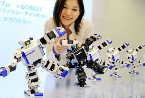 i-Sobot - Robot của năm 2008