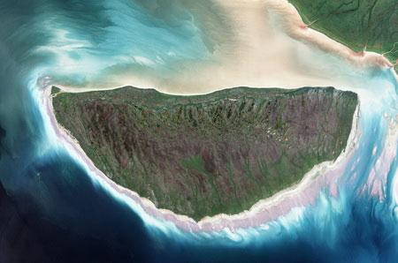 Ảnh đẹp về Trái đất của NASA