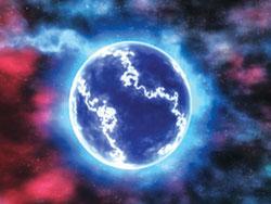 Hình ảnh 3D của siêu tân tinh
