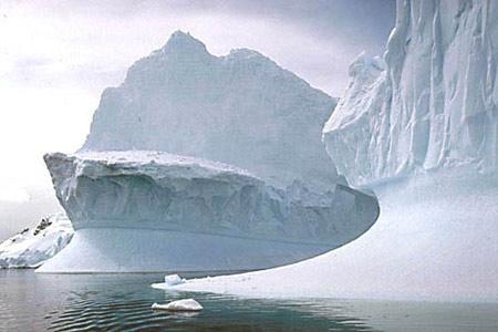 Nam Cực đang ấm lên