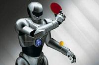 Robot chơi bóng bàn của Việt Nam đi châu Âu