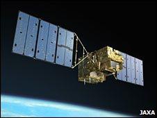 Nhật phóng vệ tinh đo khí nhà kính
