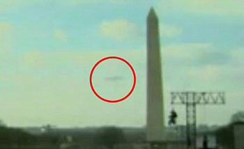 Người ngoài hành tinh ghé thăm lễ nhậm chức của Obama?