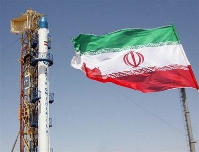 Iran phóng vệ tinh tự tạo đầu tiên