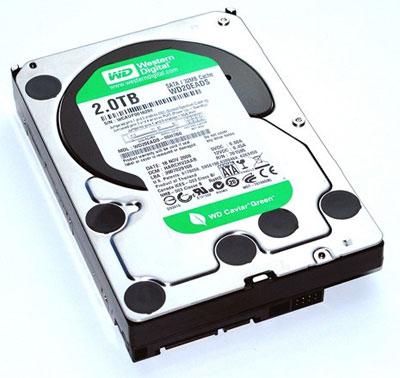 Ổ cứng chạm mốc 2 terabyte