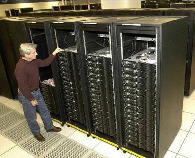 IBM thiết kế siêu máy tính theo đặt hàng của Tổng thống mới