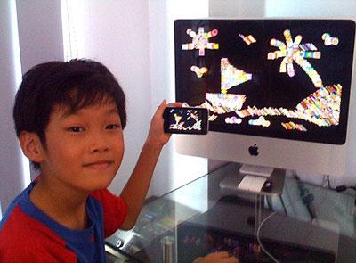 Lập trình viên nhỏ tuổi nhất của iPhone