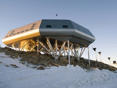 Sử dụng năng lượng sạch tại Nam cực