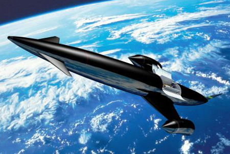 Máy bay vũ trụ sắp ra đời