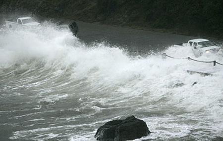 Mực nước biển tăng nhanh hơn dự báo