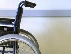 Xe lăn tự điều khiển cho người tàn tật