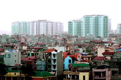 Nhiều thành phố lớn của Việt Nam có nguy cơ động đất