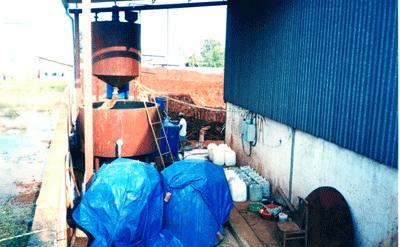 Chất thải từ quặng bauxit có khả năng lọc nước?