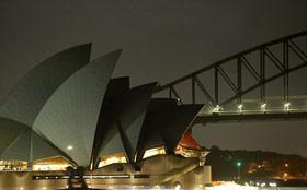 Khoảnh khắc tắt đèn của các công trình nổi tiếng