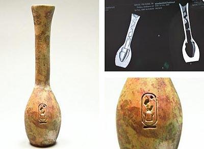 Phục chế nước hoa 3.500 năm tuổi