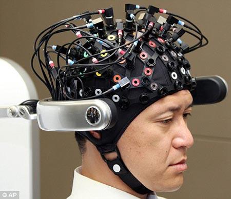 Điều khiển robot bằng suy nghĩ