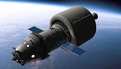 Hé lộ tàu vũ trụ thế hệ mới của Nga