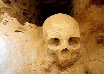 Tìm thấy sọ Nữ hoàng Cleopatra