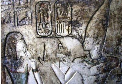 Phát hiện 4 ngôi đền cổ tại Ai Cập