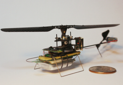 Trực thăng nhỏ nhất thế giới