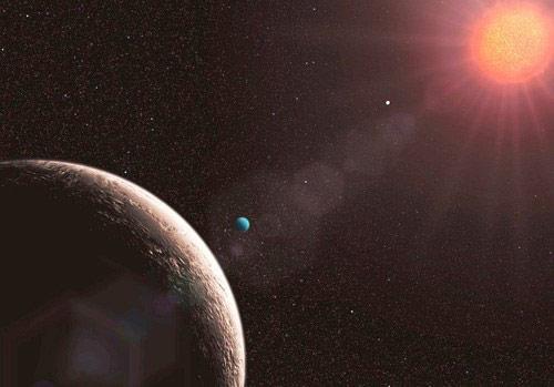 Phát hiện hai hành tinh gần giống trái đất