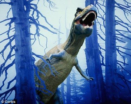 Thiên thạch không tiêu diệt được hết khủng long